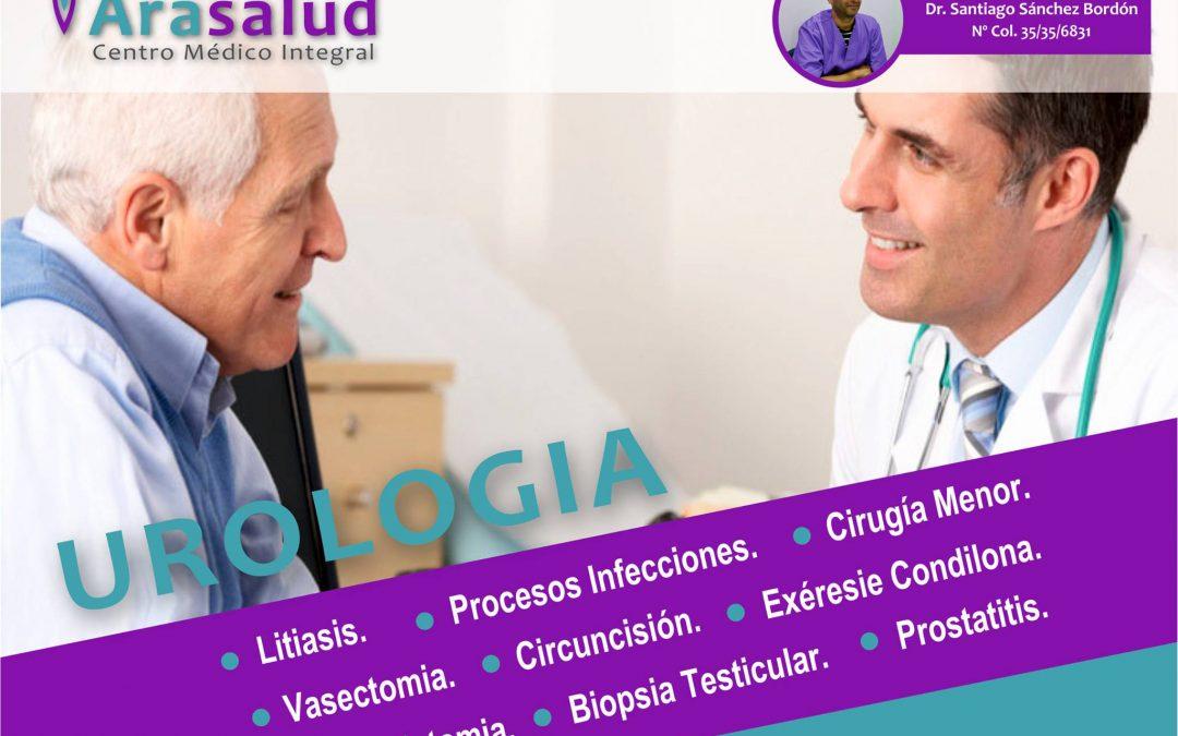 En nuestra Unidad de #Urologia #Arasalud le …