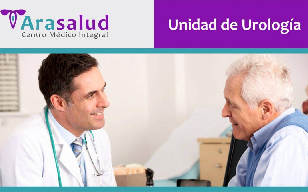En nuestra Unidad de #Urología #Arasalud le …