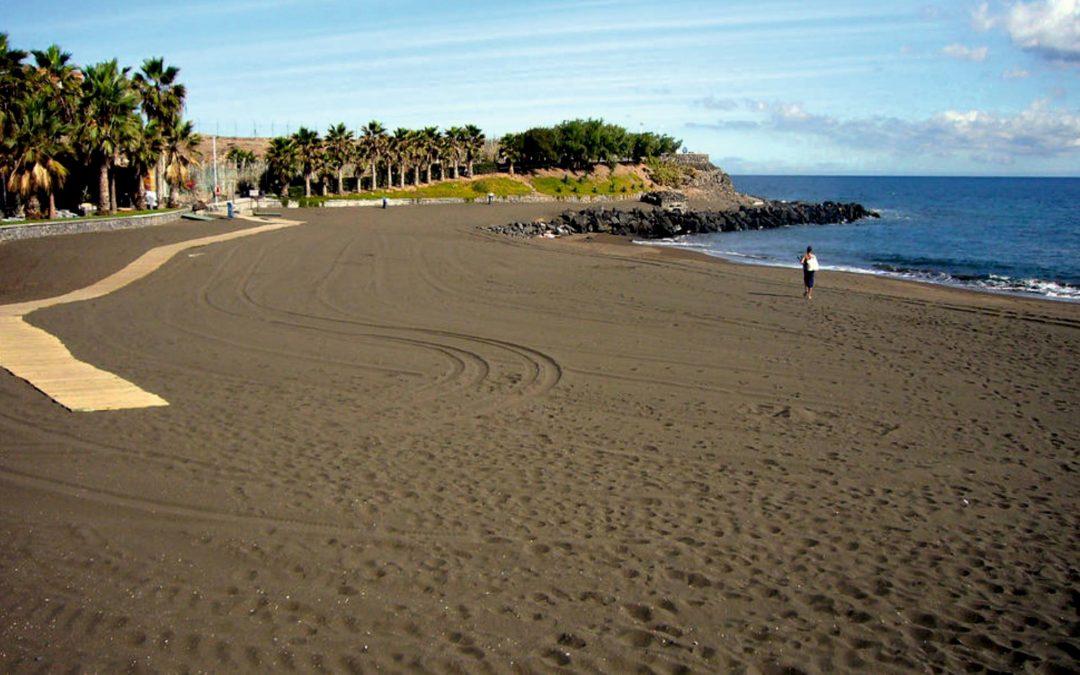 Sigue nuestro recorrido por las #Playas de #Telde …