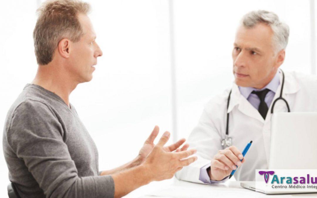 La #Prostatitis puede tener varios síntomas