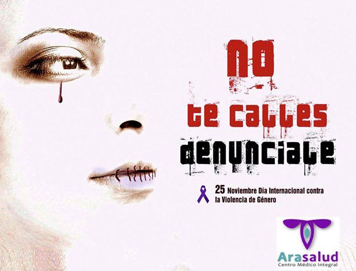 25 de Noviembre Día Mundial contra la …
