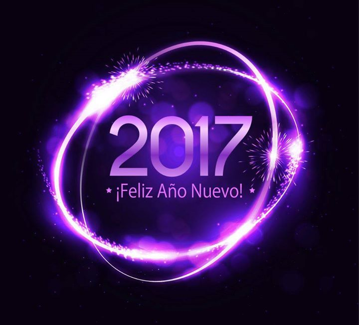 """""""Que el Nuevo Año nos traiga logros, alegrías, …"""