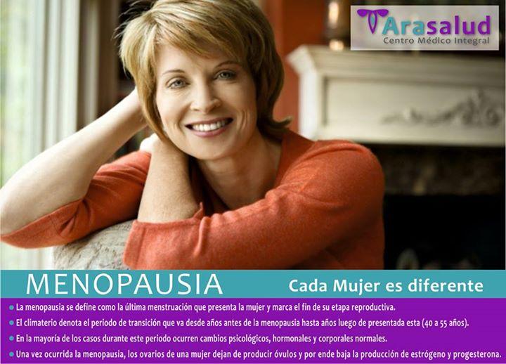 #Menopausia, ¿sabes como afrontar esta nueva …