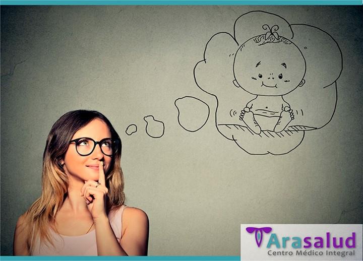 ¿Estás pensando en tener un Bebé? …