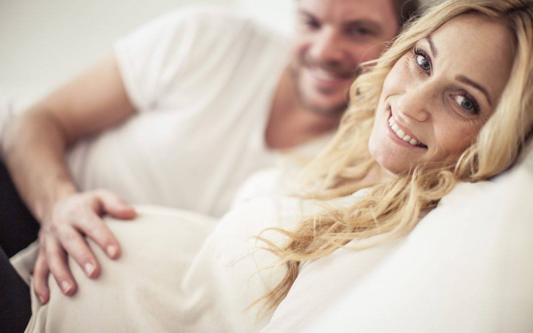 Un embarazo sano y feliz en 10 fáciles consejos.